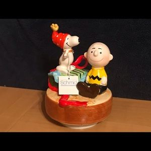 Peanuts 30th Anniversary Musical Collectible